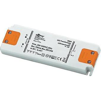 GoobayLED driverGoobay constante actual LED Driver 700 mA/20 W 30605