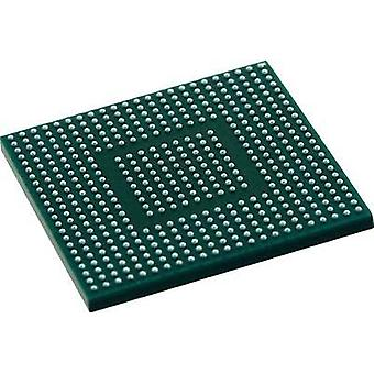 Embedded microcontroller MPC8309CVMAGDCA PBGA 489 (19x19) NXP Semiconductors MPC83xx 32-Bit Single-Core 400 MHz