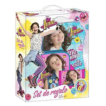 Safta Small Gift Set Soy Moon (Toys , School Zone , Notebooks And Folders)