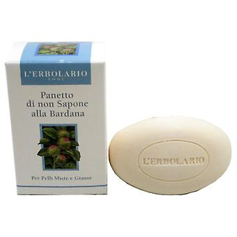 L'Erbolario Soap Burdock (Vrouwen , Cosmetica , Body , Douche & Bad , Bath gels)