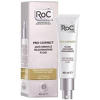 Roc Corretto Pro Antirughe Fluid 40 Ml