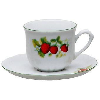 Thun Coffee Tea With Plate Set of 6 (Casa , Cucina , Stoviglie , Tazze e tazze da the')