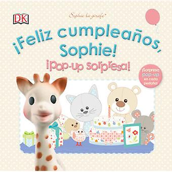 Sophie La Girafe Happy birthday, Sophie! Pop-Up Surprise!