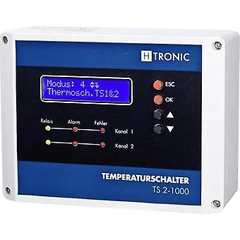 Temperature controller H-Tronic 1114490 Pt1000 -99 up to +850 °C 3 A relay (L x W x H) 60 x 120 x 160 mm