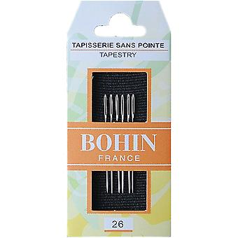 Tapestry Hand Needles -Size 26 6/Pkg 008-838