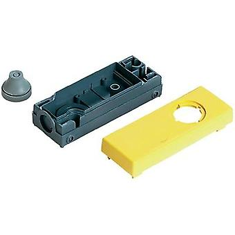 Enclosure for emergency power-off (L x W x H) 109 x 40 x 27 mm Yellow RAFI 1.20.810.302/0000 1 pc(s)