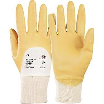 KCL 105 Monsoon gloves 100% Polyamide with nitrile coating Size 10