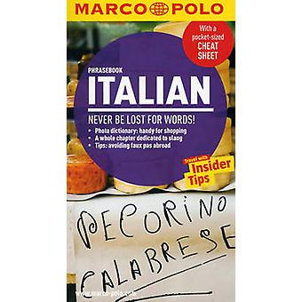 Italian Phrasebook 9783829708210 by Marco Polo