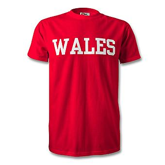 Wales Country Kids T-Shirt