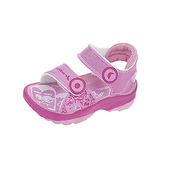 Jinete torcedura III Babies sandalias - rosa