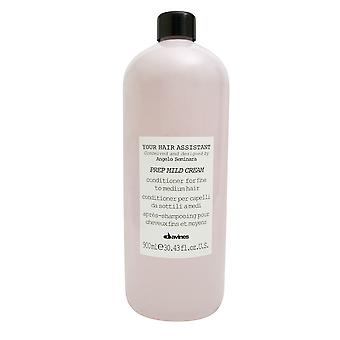 Davines Your Hair Assistant Prep Mild Cream 30.43 Oz