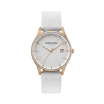 Kenneth Cole New York Damen Uhr Armbanduhr Leder KC15109002