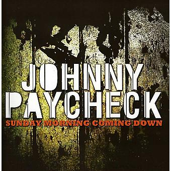 Johnny Paycheck - Sunday Morning Coming Down [CD] USA import