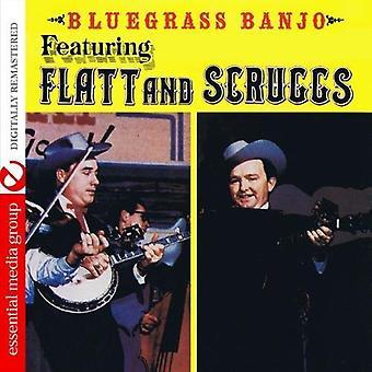 Bluegrass Banjo - Bluegrass Banjo har Flatt & Scruggs [DVD] USA import