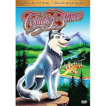 Hvid Fang [DVD] USA importerer
