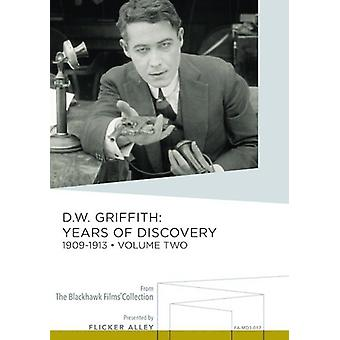 DW Griffith: År af Discovery 2 [DVD] USA import