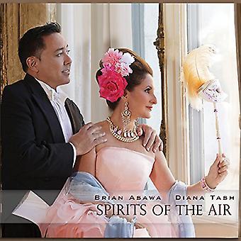 Händel/Asawa/Tash/Omura - spiritus af luft [CD] USA importen