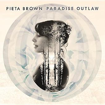 Pieta Brown - paradis Outlaw [CD] USA import