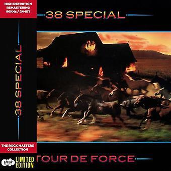 Especial 38 - importar de USA Tour De Force [CD]