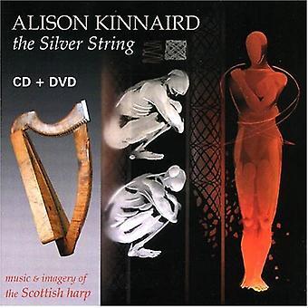 Alison Kinnaird - sølv streng: Musik & billeder af skotske Har [CD] USA importen