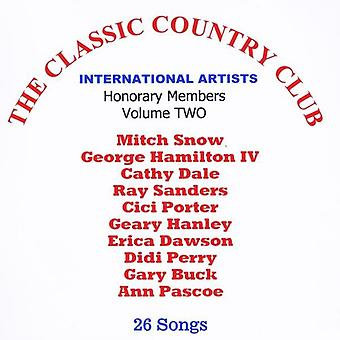 Internationale Künstler - Classic Country Club 2 [CD] USA importieren