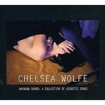Chelsea Wolfe - ukendt værelser: En samling Ofacoustic S [CD] USA import