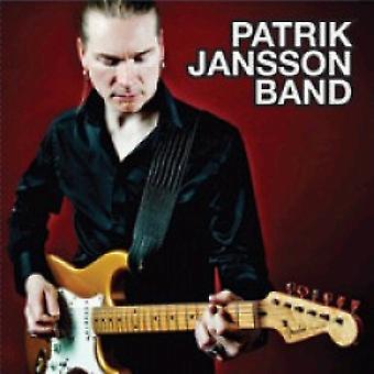Patrik Jansson Band - Patrik Jansson Band [CD] USA importerer