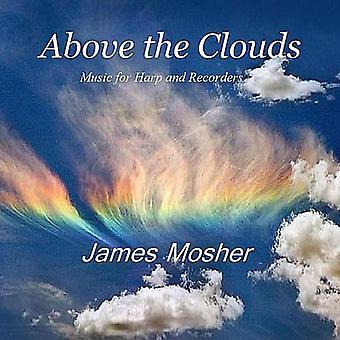 James Mosher - boven de wolken [CD] USA import