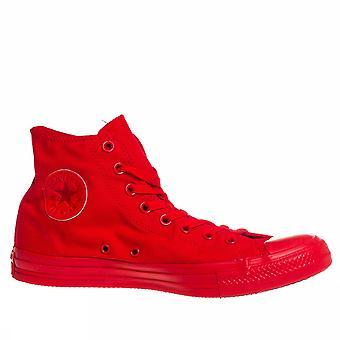Converse alle star Hi lærred monokrom 152702C mænds Moda sko