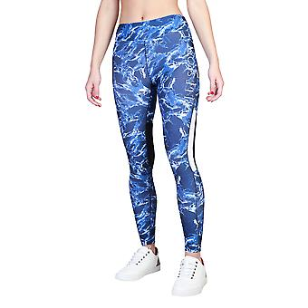Elle Sport Tracksuit pants Blue Women