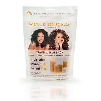 Mixed Chicks Mixed Chicks Travel & Trial Pack