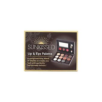 Sunkissed Sunkissed Lip & Eye palet