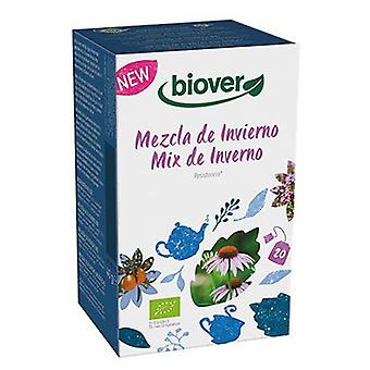 Biover Infusion été 20 enveloppes. (Herboristerie , Infusions)