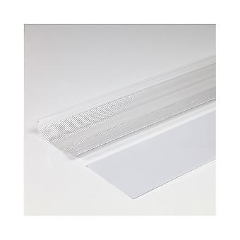 LED Robus 1200mm Opal Diffuser For Robus Scholar Light Fitting
