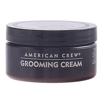 American Crew Grooming Cream 85 Ml (Man , Hair Care , Hairstyling , Styling Products)