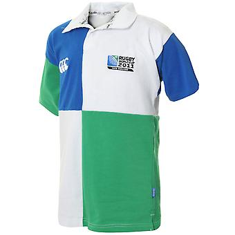 CCC Rugby World Cup 2011 Harlekin Rugby Shirt Junior