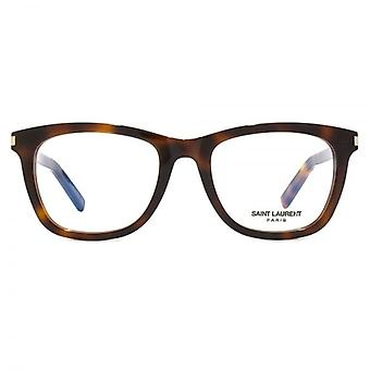 Saint Laurent SL 168 Glasses In Havana