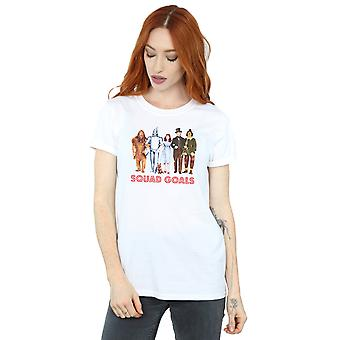 Wizard of Oz Women's Squad Goals Boyfriend Fit T-Shirt
