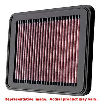 K & N Drop-In High-Flow Air Filter KA-7512 Fits: NON-US voertuig Zie notities FO