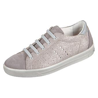 Ricosta Midori Graphit Velour 8106800458 kvinder sko