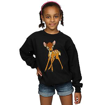 Disney Mädchen Bambi klassische Bambi Sweatshirt