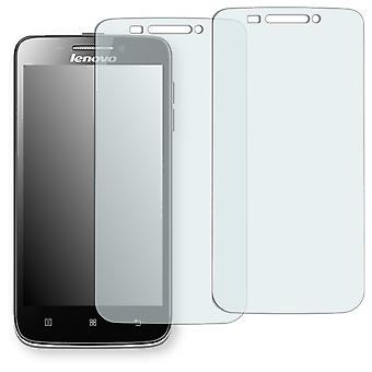 Lenovo S650 display protector - Golebo crystal clear protection film