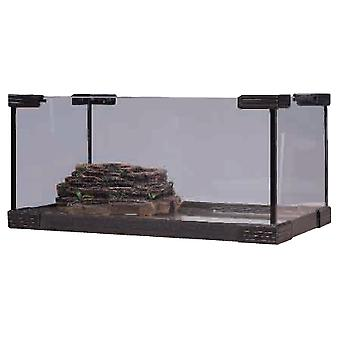 Megazoo Turtle cage. 36 L Bk-60 (Reptiles , Turtle Tanks & Accessories)