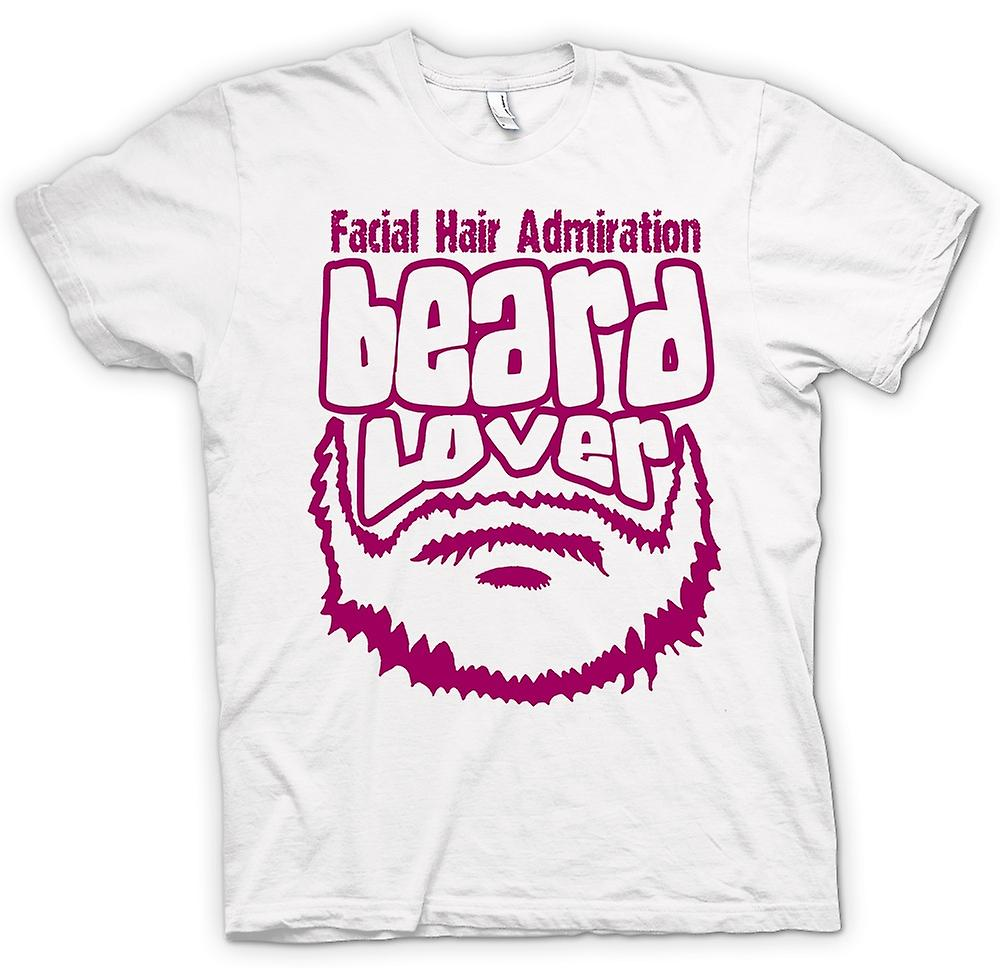 Mens T-shirt - Beard Lover - Funny