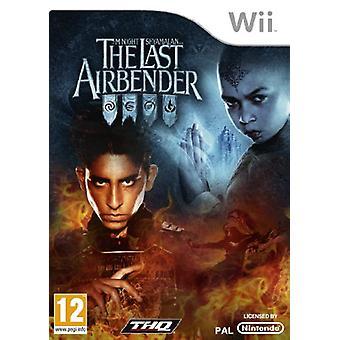 The Last Airbender (Nintendo Wii)