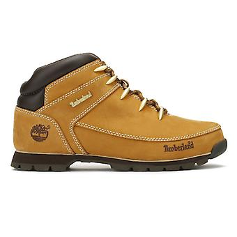 Timberland Mens Wheat Euro Sprint Hiker Boots