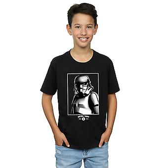Star Wars Boys Imperial Troops T-Shirt