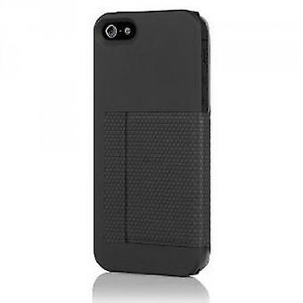 Incipio IPH-883 LGND dagboek kaft kaft - iPhone 5 / 5S - Black