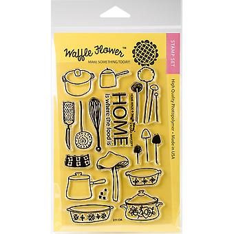 Waffle Flower Crafts Clear Stamps 4