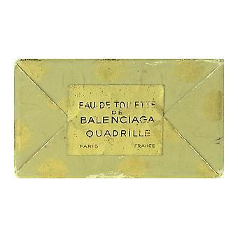 Balenciaga kvadrille Eau De Toilette Splash 4.0Oz i Box (skader Box)